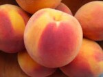 fruits peach